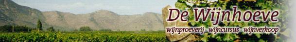 """""""The Wine Shop"""" onderdeel van De Wijnhoeve"""